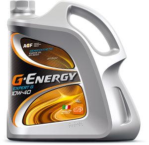 Масло моторное EXPERT G п/синт.4л G-ENERGY G-ENERGY SAE10W40, 0253140267