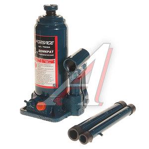 Домкрат бутылочный 3т 180-340мм с клапаном FORSAGE 90304, FS-T90304