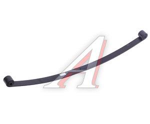 Лист рессоры УАЗ-452 задней №1 (с/ш) ЧМЗ 3962-2912015