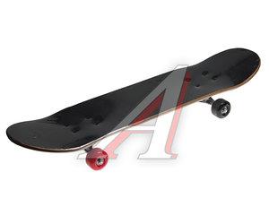 "Скейтборд 31х8"" алюминиевый трак Park 1 LARSEN 336058, SBHC-1"