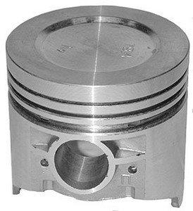 """Поршень двигателя ВАЗ-21011 d=79.4 """"A"""" комплект СТК ТАЯ 21011-1004015-31, 70411"""
