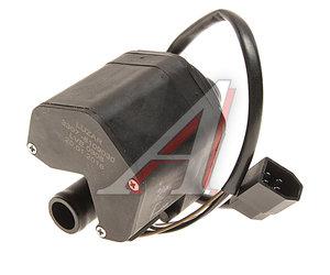 Кран ГАЗ-3302,3307 отопителя электрический (без сальников, 2 патрубка) LUZAR 3307/РКНУ-8109030/КДБА.458121.001ТУ, LVE 0306, РКНУ.8109030