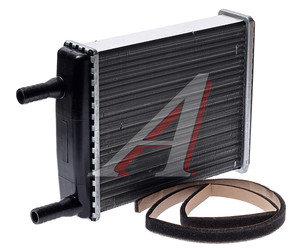 Радиатор отопителя ГАЗ-3302 алюминиевый D=16мм 3302-8101060
