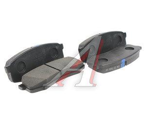 Колодки тормозные TOYOTA Land Cruiser Prado LEXUS GX задние (4шт.) OE 04466-60140, GDB1182