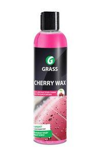 Средство Быстрая Сушка Воск CHERRY WAX 0.25л GRASS GRASS, 138250