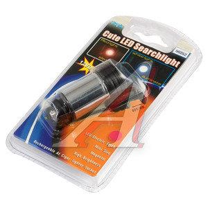 Фонарь-брелок магнитный 6см Red с аккумулятором GLIPART GT-50252R, GT-50252R-OLD