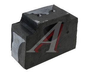 Подушка УРАЛ-4320,5557 двигателя боковая дв.ЯМЗ 4320Я-1001035