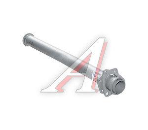 Труба приемная глушителя КАМАЗ-4310 левая (ОАО КАМАЗ) 4310-1203011