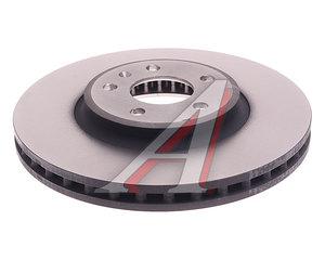 Диск тормозной AUDI A4,A5,Q5 передний (320х30) (1шт.) TRW DF6015S, 8K0615301A