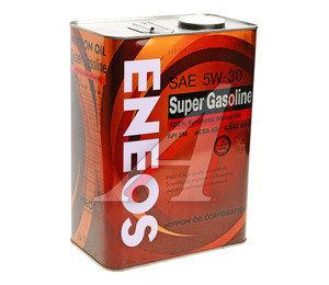 Масло моторное SUPER Gasoline SM синт.4л ENEOS ENEOS SAE5W30