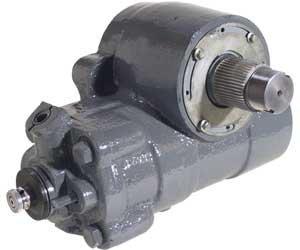 Механизм рулевой МАЗ-4370 (интегрального типа) Н/О БАГУ № ШНКФ.453461.400, ШНКФ453461.400
