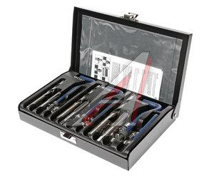 Набор инструментов для восстановления резьбы М6, М8, М10 в кейсе 12 предметов JTC JTC-4779A