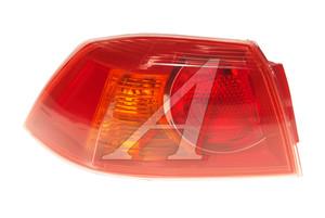 Фонарь задний MITSUBISHI Lancer седан (08-) левый наружный TYC 11-B2120015B3, 214-19A9L-UE, 8330A109