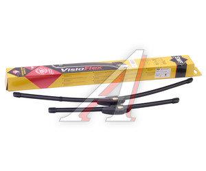 Щетка стеклоочистителя RENAULT Megane 600/400мм комплект Visioflex SWF 119760, 600/400