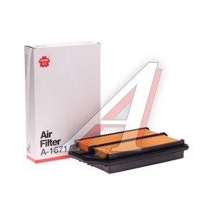 Фильтр воздушный HONDA CR-V (07-12) SAKURA A1671, 17220-RZA-000