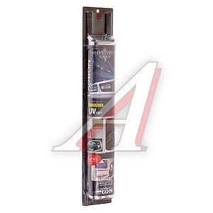 Шторка автомобильная для боковых стекол 60х42см ролик серая 2шт. CARBON 1701336-265GL