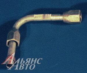 Трубка тормозная КАМАЗ от регулятора к предохранителю 5320-3506206