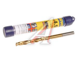 Сверло по металлу 4.9х86мм HSS Titanium IRWIN 10502587