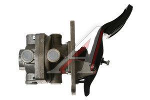 Кран КАМАЗ-ЕВРО тормозной 2-х секционный в сборе с педалью (ОАО КАМАЗ) 5320-3514108
