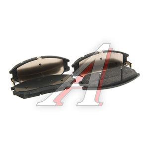 Колодки тормозные SSANGYONG Rexton (03-) передние (АБС/ESP) (4шт.) OE 4813008260, GDB3297