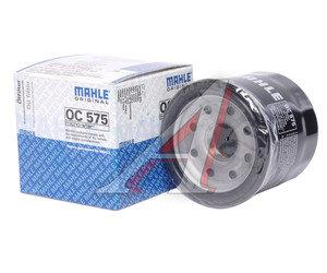 Фильтр масляный мото HONDA VFR MAHLE OC575, 15410-MCJ-505