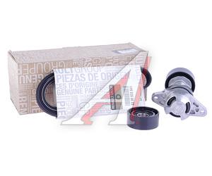 Ремень приводной поликлиновой RENAULT Logan,Sandero,Kangoo,Symbol комплект с роликами OE 7701477517