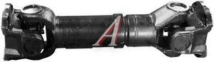 Вал карданный КАМАЗ среднего моста (4 отверстия, торцевые шлицы) L=629мм (ОАО КАМАЗ) 54105-2205011-10