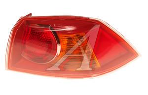 Фонарь задний MITSUBISHI Lancer седан (08-) правый наружный TYC 11-B2110015B3, 214-19A9R-UE, 8330A110