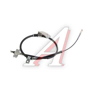Трос стояночного тормоза SSANGYONG Rexton (06-) (D20/20R/27) задний правый INFAC 4902008B03
