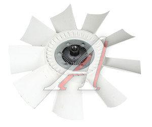 Вентилятор ЯМЗ-7511.10,658.10 (серия 710, крыл. 660 мм, 8.8805) с вязкостной муфтой АВТОПРИВОД 020003896, ВМПВ 001.00.01-СБ