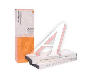 Фильтр воздушный салона AUDI A6 (04-) (2шт.) MAHLE LA239/S, 4F0898438