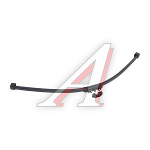 Щетка стеклоочистителя 650мм беcкаркасная (крепление крючок) Super Flat Graphit ALCA AL-056, 056000