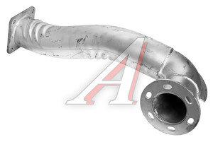 Труба приемная глушителя МАЗ-64229 с малым фланцем ОАО МАЗ 64227-1203009-01, 64227120300901