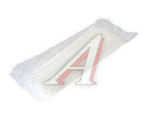 Хомут-стяжка 300х4.0 пластик белый (100шт.) СТ-300х4.0