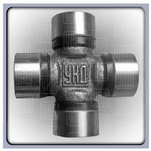Крестовина ВАЗ-2101 вала карданного (усиленная) в сборе УКД 2101-2202025