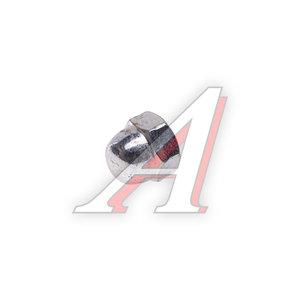 Гайка М10х1.5х18 колпачковая оцинкованная DIN1587