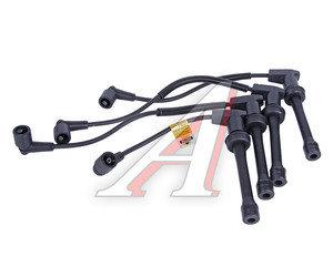 Провод высоковольтный ВАЗ-2112 комплект силикон SLON 2112-3707080, 2112-3707080 SLON, 2112-3707080-01