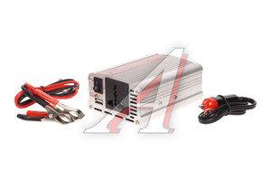 Преобразователь напряжения (инвертор) 12-220V 600Вт AVS 43112, AVS-600W