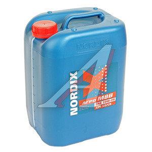 Масло моторное М8В мин.10л NORDIX NORDIX М8В