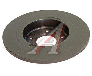 Диск тормозной CHEVROLET Orlando OPEL Astra J (R16) задний (1шт.) OE 13502139, DF6363