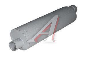 Глушитель МАЗ-544010,642290,6430А9 (верхний выхлоп) МВС 544010-1201010
