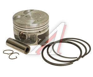 Поршень двигателя ЗМЗ-406 d=93.0 (группа Б) с поршневыми и ст.кольцами,пальцами 1шт. ЕВРО-2 ЗМЗ 406-1004018-100-БР/02, 040600-4680000-46
