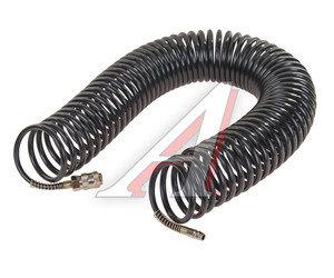 Шланг компрессора 6х8мм 15м 10Bar спиральный быстросъемный нейлон FUBAG FUBAG 170025, 170025