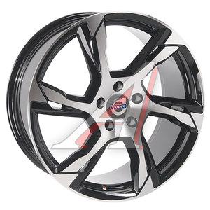 Диск колесный литой VOLVO XC90 (15-) R18 V34 BKF REPLICA 5х108 ЕТ42,5 D-63,3