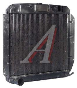 Радиатор ЗИЛ-133 медный 3-х рядный ЛРЗ 133-1301010, 133ВЯ-1301010