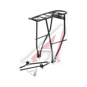 """Багажник велосипедный 24-28"""" алюминиевый универсальный EAST AST, 4650064235991"""