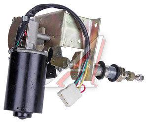 Мотор-редуктор стеклоочистителя ПАЗ-3205 левый 24V СтАТО 562.5205100-03