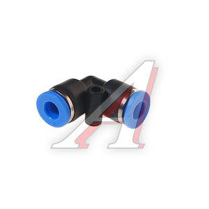 Фитинг для пластиковых трубок угловой 6мм ROCK FORCE RF-SPV06
