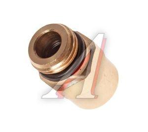 Соединитель трубки ПВХ,полиамид d=10мм (наружная резьба) М16х1.5 прямой латунь CAMOZZI 9512 10-M16X1.5, 893 803 410 0