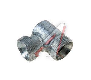Угольник S41 (М33х2.0-М33х2.0) У-М33х2.0-М33х2.0 S41, 0400.3601.3320.3320